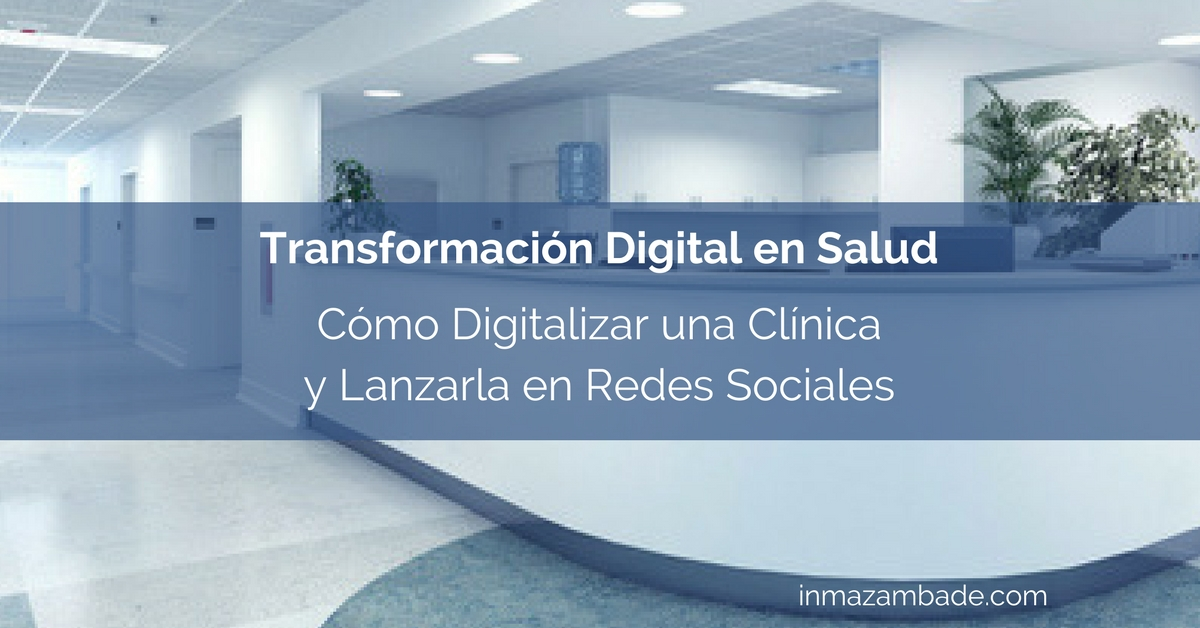 como digitalizar una clinica