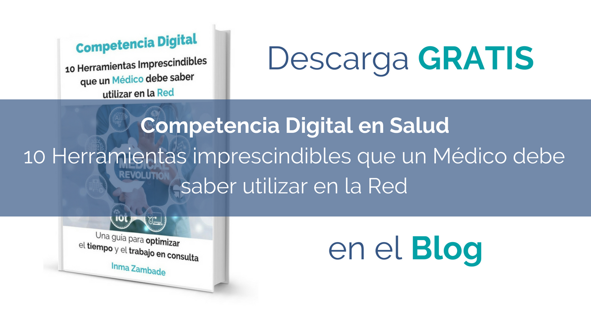 competencia digital sanitaria